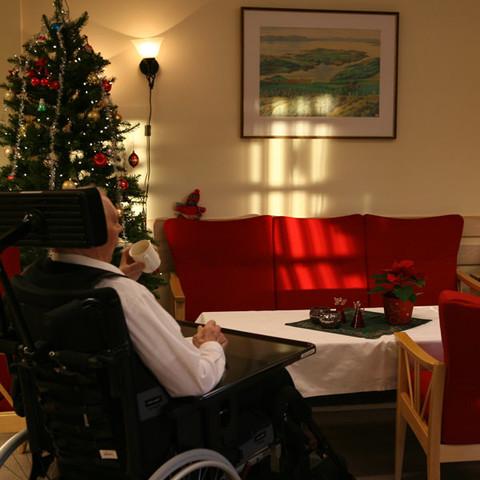 "Elderly care treatment a ""disgrace"""