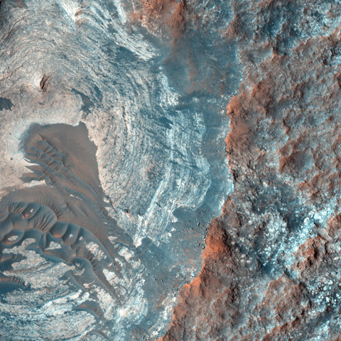 News: Organic Matter Found On Mars