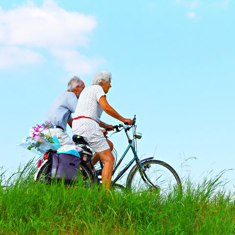 News – Can Exercise Reverse the Ageing Process?