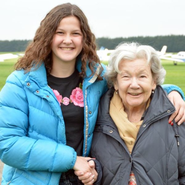 News – 75th Anniversary of D-Day and 93-year-old gran takes to the sky